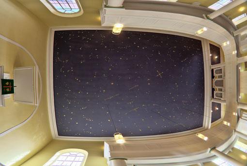 ...der Sternenhimmel, ein Gesamteindruck, Foto: lunisolar Fotodesign