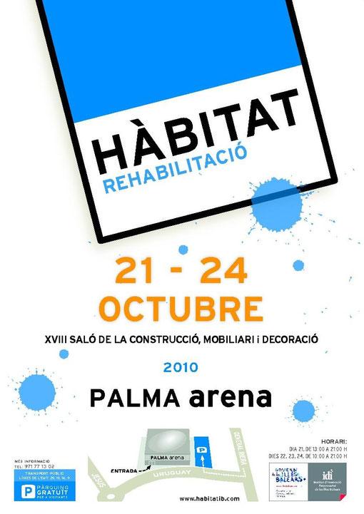 Hàbitat 2010 - Rehabilitació, Palma de Mallorca