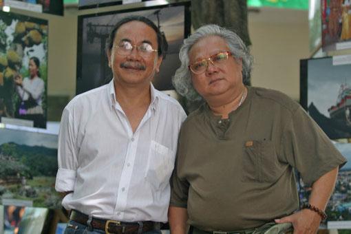 Với nhà báo GIẢN THANH SƠN