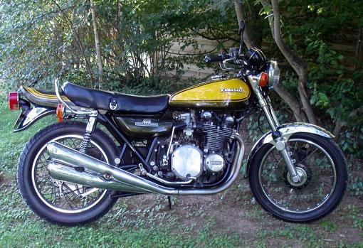 La Z1 1973 de charles....superbe!