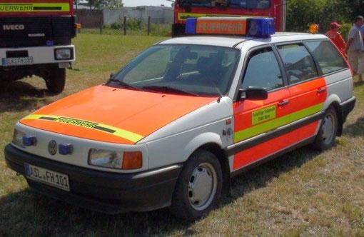 Kommandowagen (außer Dienst: 05.07.2013)
