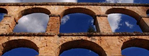 Acueducto de les Ferreres Patronat Municipal de Turisme de Tarragona © Manel R. Granell