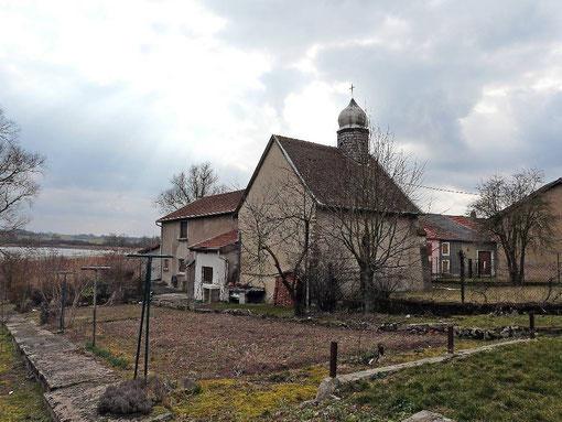 chapelle templière de Gélucourt