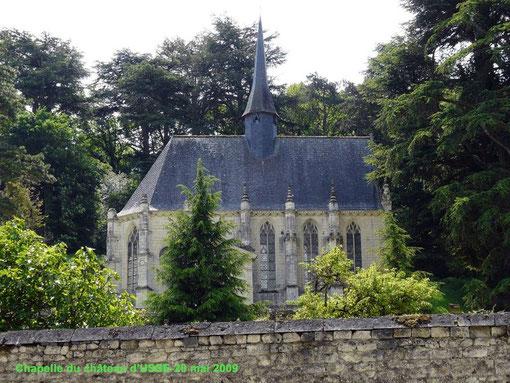 La chapelle Sainte Anne, XVIème siècle