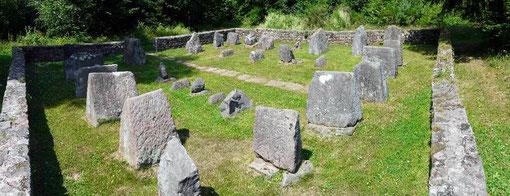 Hohwalsch, Walscheid, cimetière