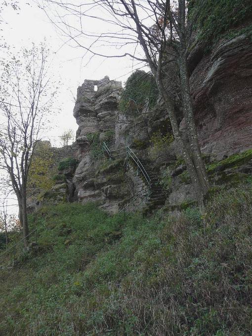 Le Wustenberg