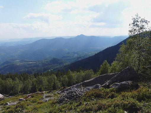 Randonnée en Alsace