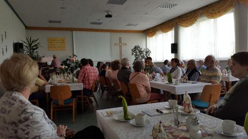 Gottesdienst mit J. Nitsch von OPEN DOORS
