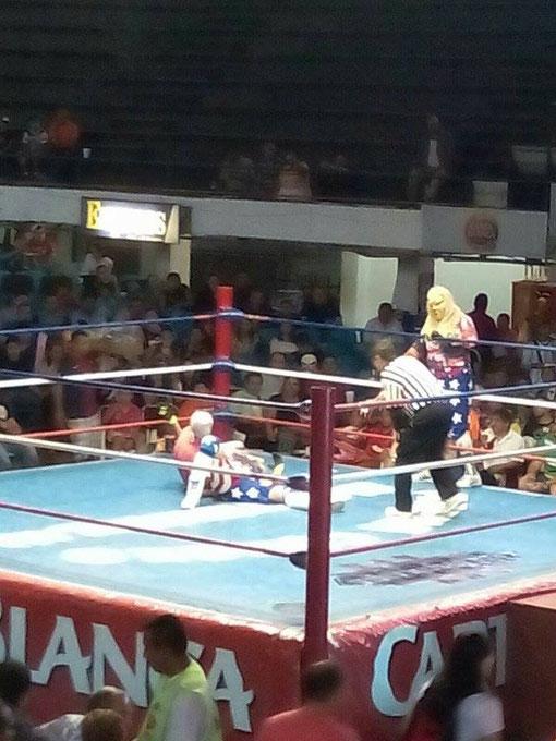 Mexikanische Wrestler Studium Auslandssemester Erfahrungsbericht Mexiko Geschichte Kultur