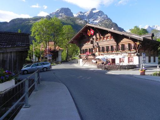 Hotel Bären und Pfarrhaus