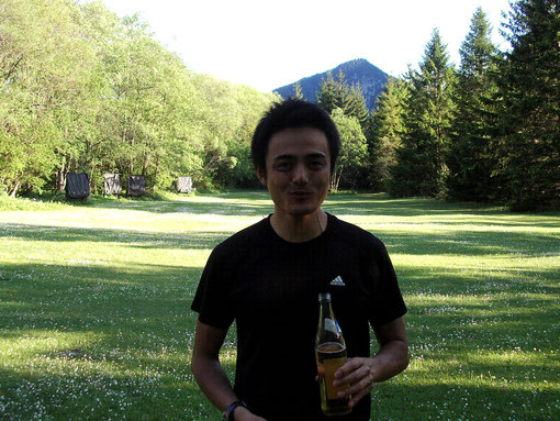 Great time - Takuya Yamada in Mittenwald