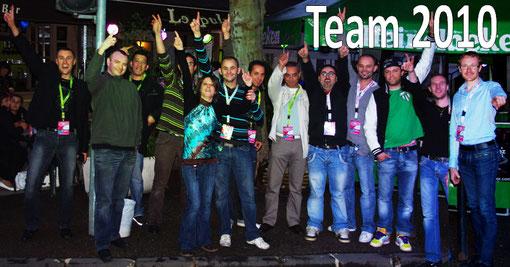 Team Roanne MIXcité 2010 - 1ére édition !
