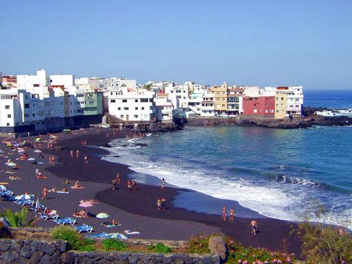 Bild:An der Punta Brava in Puerto de la Cruz können Sie Ihren individuellen Urlaub auf den Kanarischen Inseln geniessen.