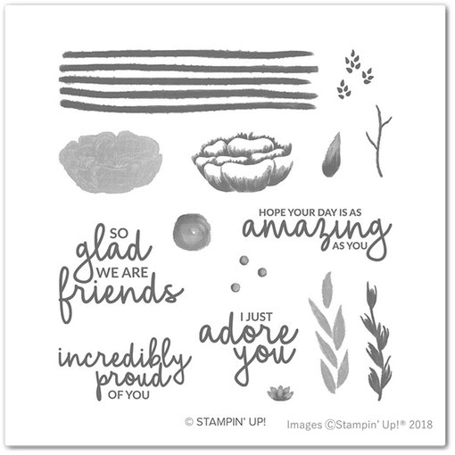 incredible like you stamp set stampin up