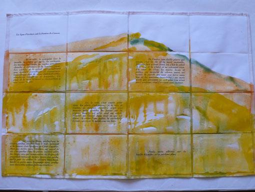 Peindre / Ecrire par Anne SLACIK et Guy BARRAL aux Editions Luis Casinada