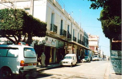 Rue Carnot en 2008 - Doc. JM GIRARD