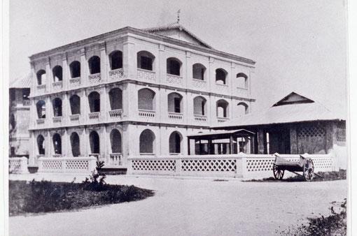 Maison Yersin; © Institut Pasteur