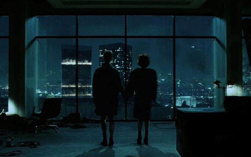 """Artikel vom 31.12.2012....Bild: Schlussszene aus dem Film """"Fight Club"""""""
