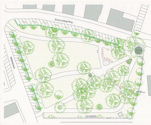 Lageplan und Bilder durch anklicken vergrößern