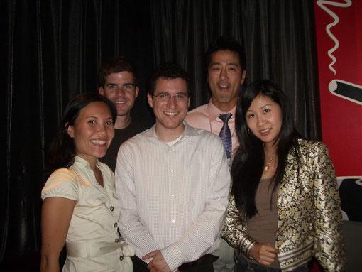 Tina Tran, Mark Hendrickson, Eric Ries, Larry Chiang, Joyce Kim