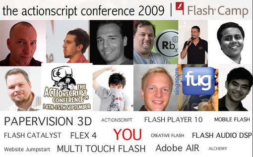 The Actionscript Conference 2009