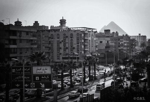 Cairo, Egypt © O.B.S.