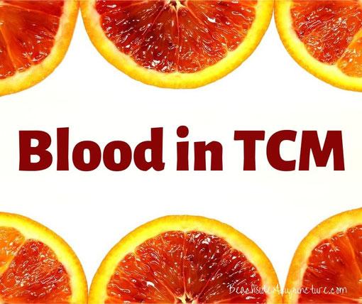 """Blood in TCM"" over blood oranges on the Beachside blog"