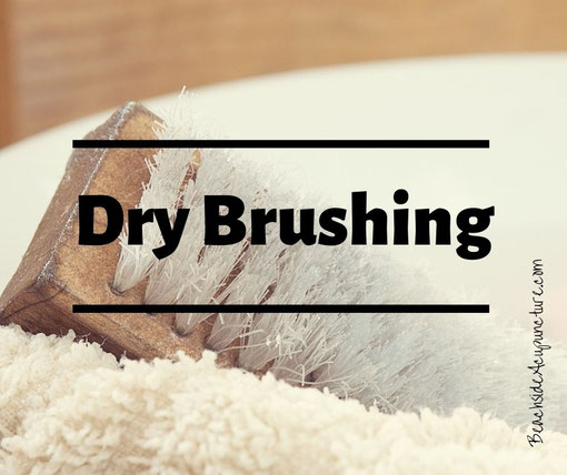 Dry Brushing on Beachside Acupuncture blog
