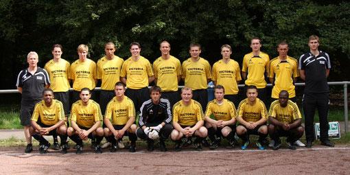 TuS Holsterhausen - Erste Mannschaft - Saison 2011/12.