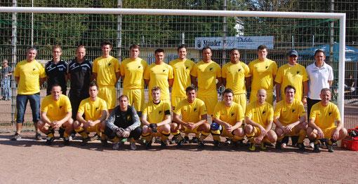 TuS Holsterhausen - Zweite Mannschaft - Saison 2011/12.
