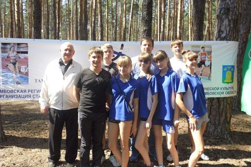 Мемориал им. Г.Н. Дутова  Тамбов 2012