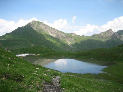 Lac Vert, Suisse