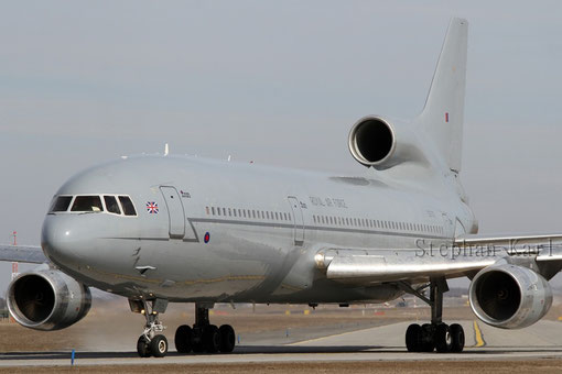 Royal Air Force Lockheed L-1011 Tristar ZE705