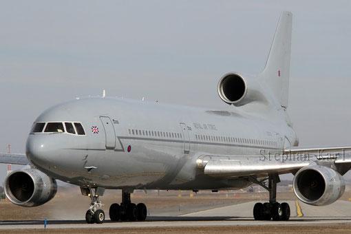 Royal Air Force Lockheed L-1011 Tristar ZE705