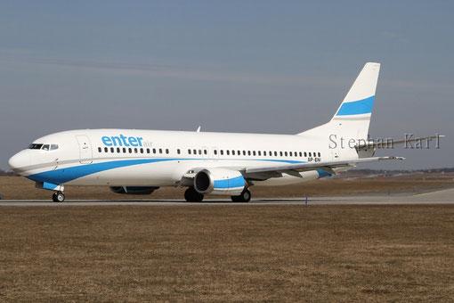 Enter Air 737-400 SP-ENI