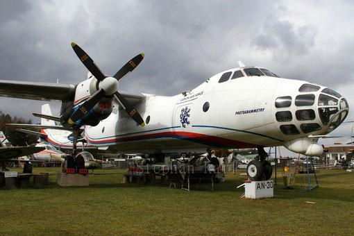 Czech Air Force AN-30 1107