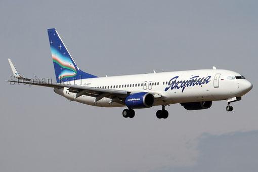 Yakutia 737-800 VQ-BOY