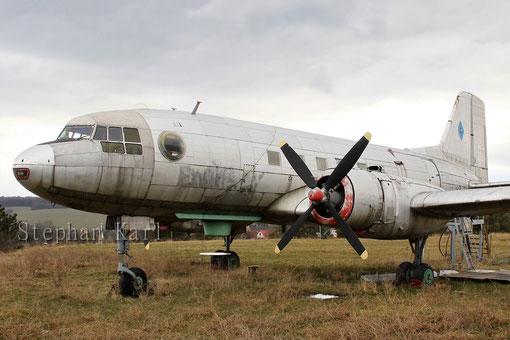 Czechoslovakia Air Force Avia Av-14 3109
