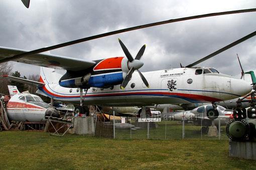 Czech Air Force AN-24RV