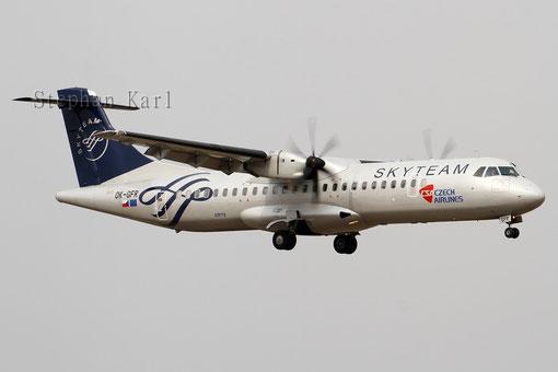 CSA ATR 72 OK-GFR