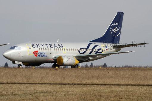 CSA 737-500 OK-XGE