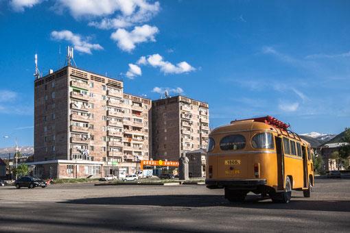 Armenien gesehen von Rudi Passawa