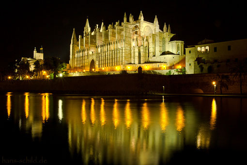 """""""La Seu"""" """"Kathedrale des Lichts"""""""