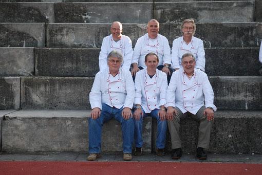 kochende Männer 2008