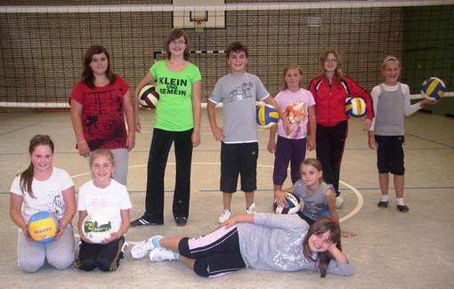 Kinder-Ballspielgruppe 2