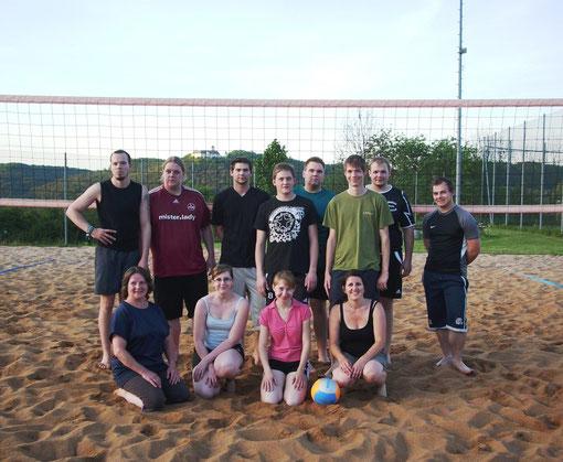 Volleyball-Mannschaft Erwachsene