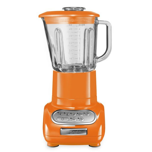 Kitchenaid New Artisan Blender Reviews European