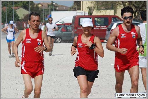 Giro della Turaza, con Laura e Omar