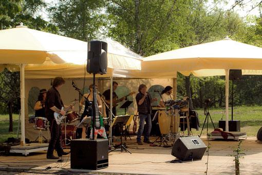 """1.Mai Hof - Konzert in der """"Finca BarCelona"""" - ***Rock an der Leine***"""