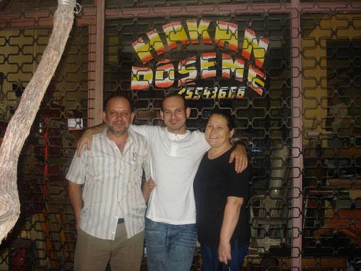 """Hakan Upholstery"" in Istanbul, Turkey (2007)"